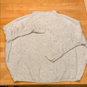 Mission dolman sleeve roll neck sweater